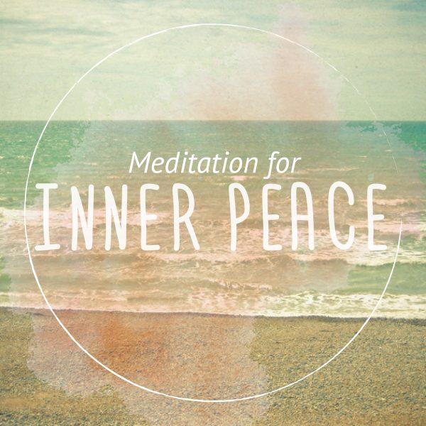 Inner Peace Guided Meditation