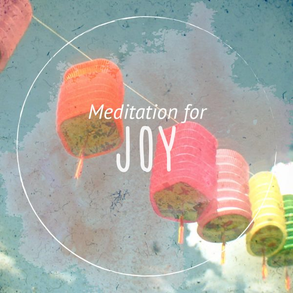 Joy Guided Meditation