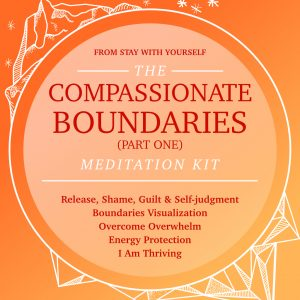 Compassionate Boundaries 1 Product Image