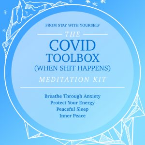 COVID Toolbox Meditation Kit