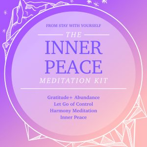 Inner Peace Meditation Kit