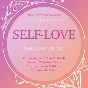 Self-love meditation kit