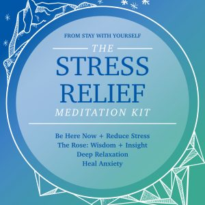 Stress Relief Meditation Kit